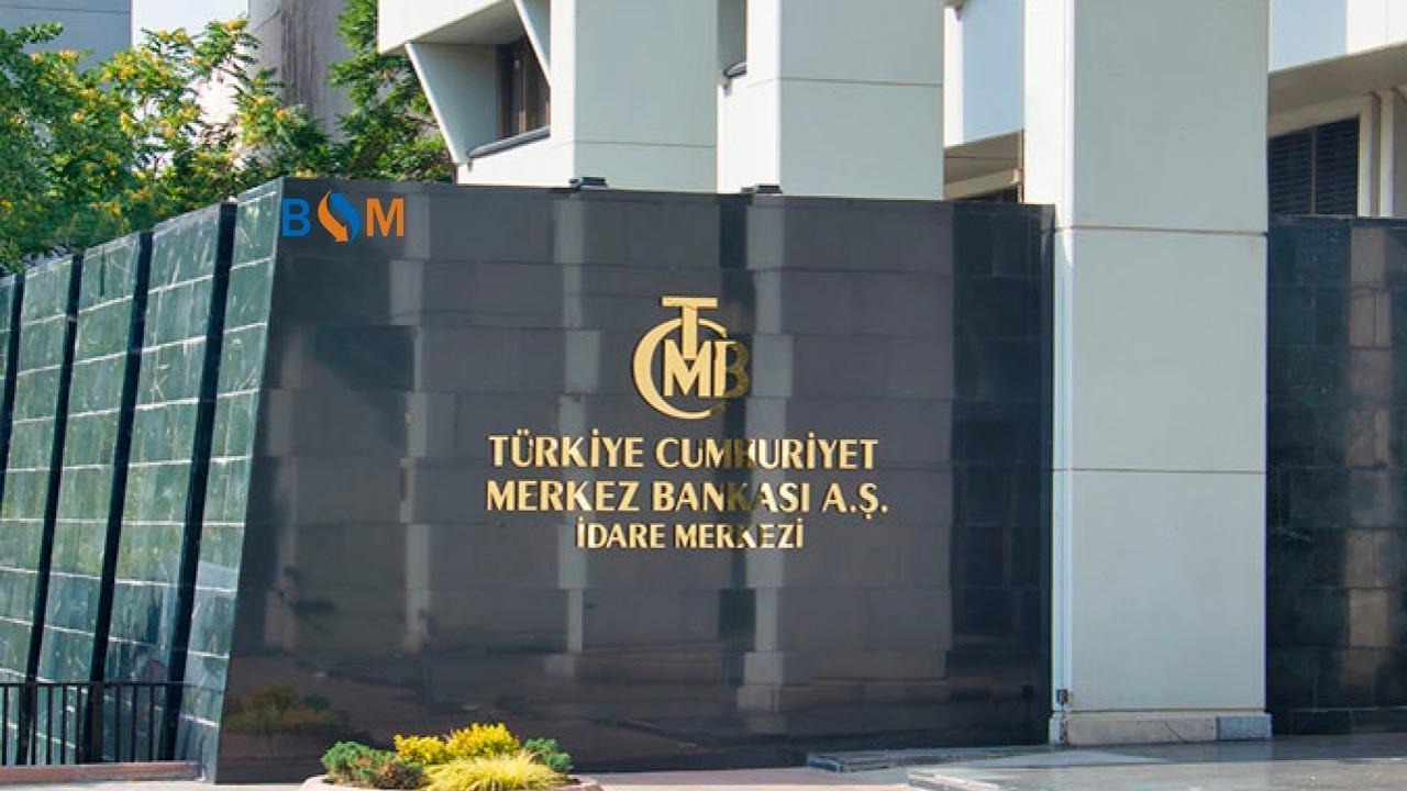 MERKEZ BANKASI'NIN REZERVLERİ AZALDI
