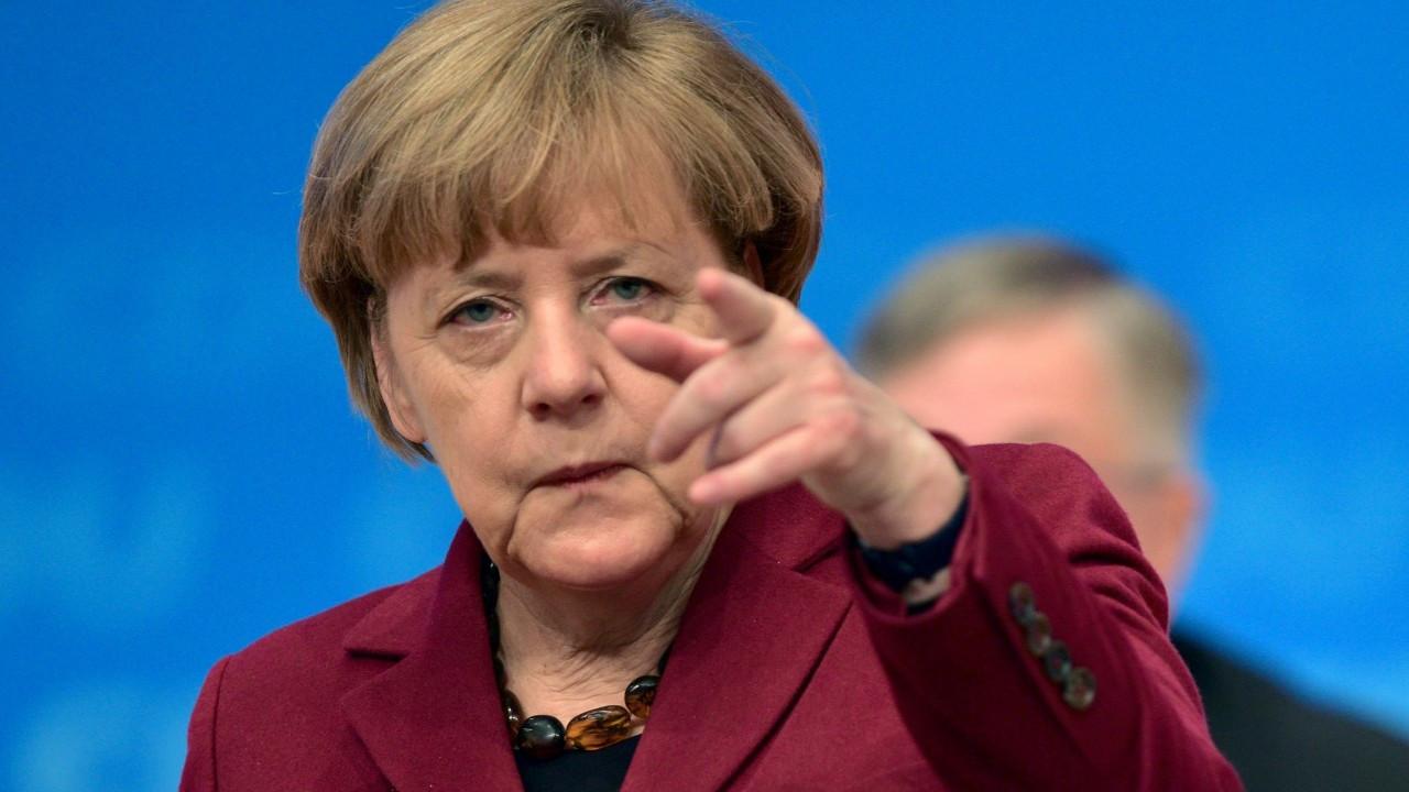 Bu dünyadan hiç unutulmayacak bir Merkel geçti!