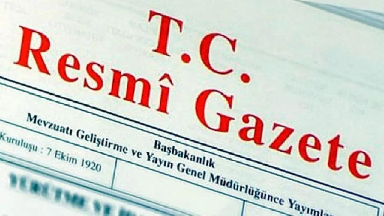 TÜRKİYE İLE KUVEYT ARASINDAKİ ANLAŞMA RESMÎ GAZETE'DE YAYIMLANDI